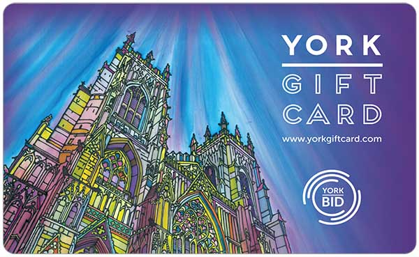 The York Gift Card